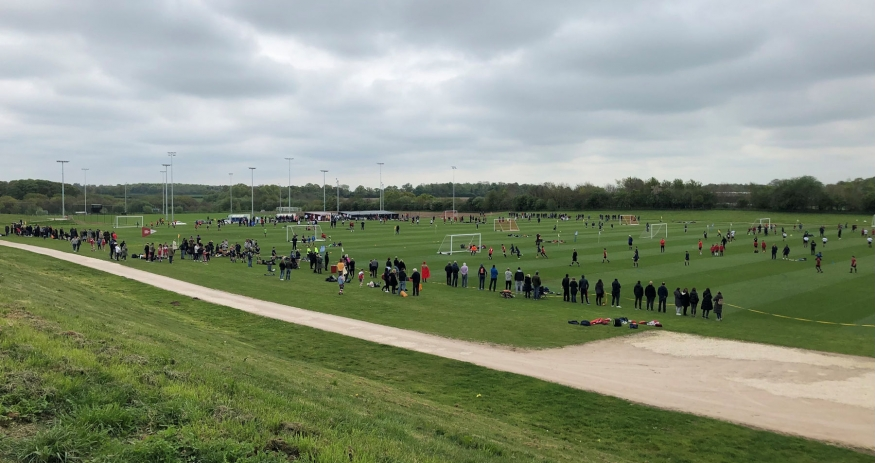 Football Escapes ISFA U11 Sevens
