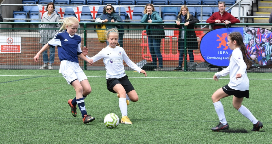 Smith Construction ISFA U11 Girls Cup