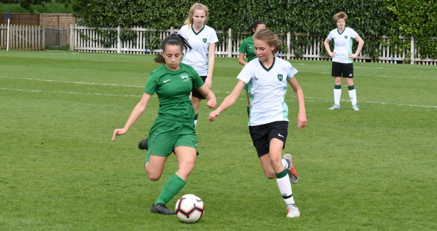 Smith Construction ISFA U15 Girls Cup