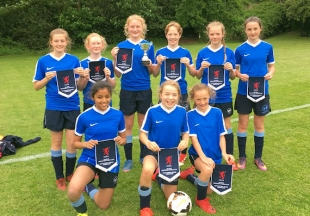SMITH CONSTRUCTION ISFA U13 GIRLS CUP - SOUTH CENTRAL
