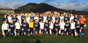 ISFA GIRLS NATIONAL U18 REPRESENTATIVE SQUAD
